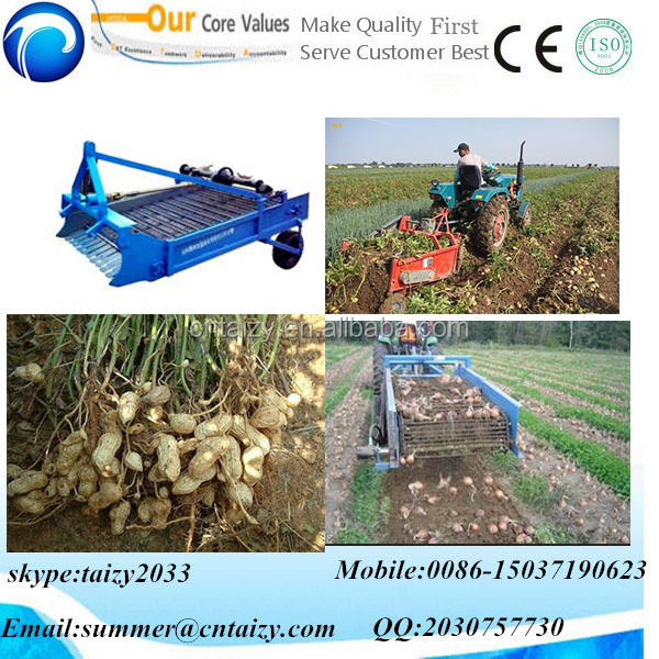 2017 multifunctional tuber crops harvester potato harvesting machine