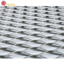 Aluminum iron plate expanded metal for mining screen protection