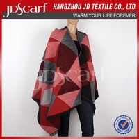 Triangle jacquard wrap scarf,stole shawl scarf,scarf and stole
