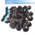 Cheap from Kabeilu Brazilian different color hair weaves, BEST retail buying piano color human hair weave,mixed color hair weave