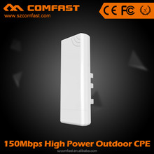 China Wholesale IEEE 802 COMFAST CF-E214N 150Mbps Atheros Chipset 2.4GHz Outdoor Bridge With POE