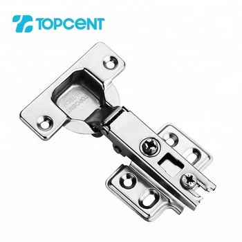TOPCENT 35mm cup steel furniture cabinet self closing cupboard  concealed cabinet door hinge
