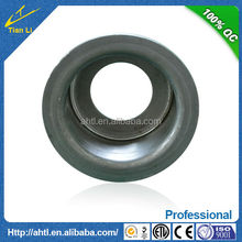 steel tube roller bearing housing for pipe 6' bearing 6308