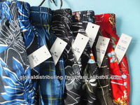 Mens Beach Shorts Stock Lot, Ref.130308