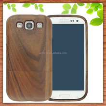 zebra wood mobile phone case for samsung galaxy s3