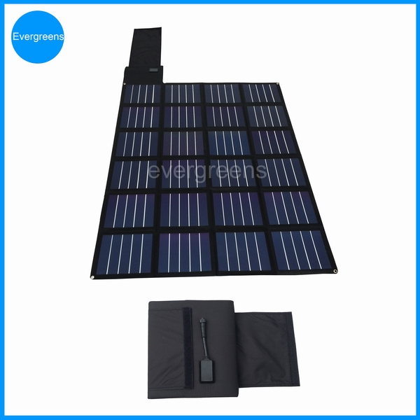 Folding amorphous solar charger, 400w solar pv panel