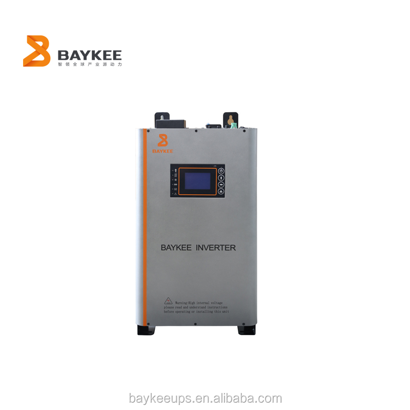 LCD display pure sine wave high quality 3kw solar inverter