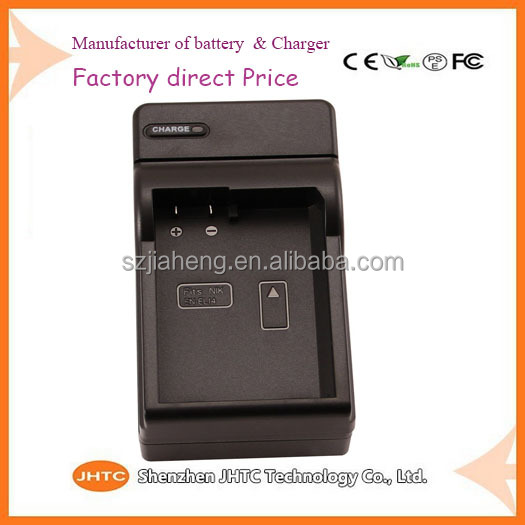 Quick Battery charger For Nikon MH-24 MH24 EN-EL14 ENEL14 EL14 charger D3100 DSLR, D5100 DSLR Camera charger Manufacturer