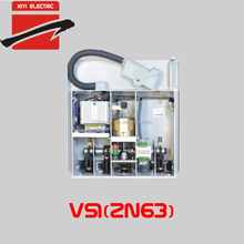 VS1 zn63 vcb electric breaker also offer electrical parts of vcb