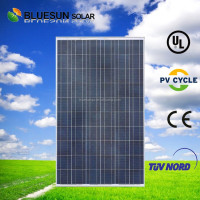 BLUESUN latest design high efficiency best quality suntech poly 400 watt solar panel