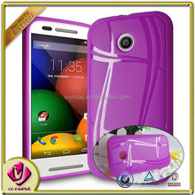 Mobile phone accessories for MOTO E tpu case