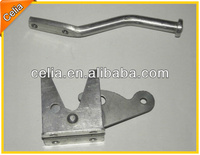 Internal door lock parts