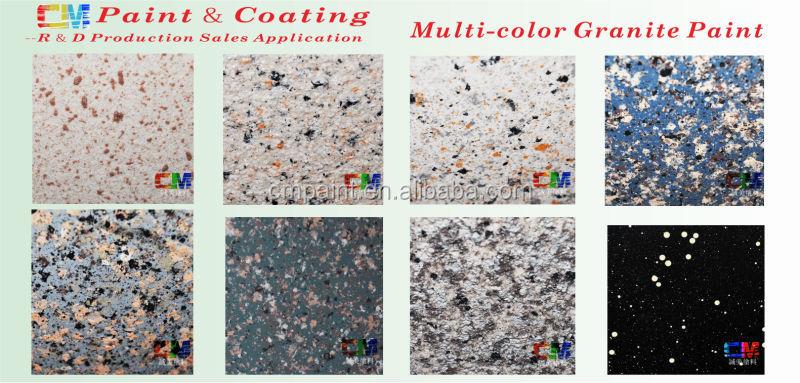 liquid granite texture wall paint ceramic coating spray View