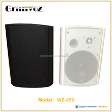 "WS-659-6.5"" Factory Provide Indoor Pa System ibastek Speaker Wall Mount"
