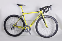 New carbon road racing bike with 105 groupset