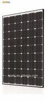 high effiecny solar roof tile BIPV solar module 195W