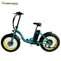 250W 36V 2 wheel electric bicycle with dis brake 6 speeds bisiklet family used