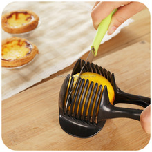 CY038 New design tomato slices kitchen tool fruit and vegetable cutter lemon slicer clip