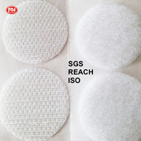 Adhesive white dots/Hook & Loop Coin dots with great price