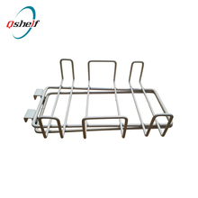 Hot sale supermarket shelf accessories security anti-theft display hooks with price tag