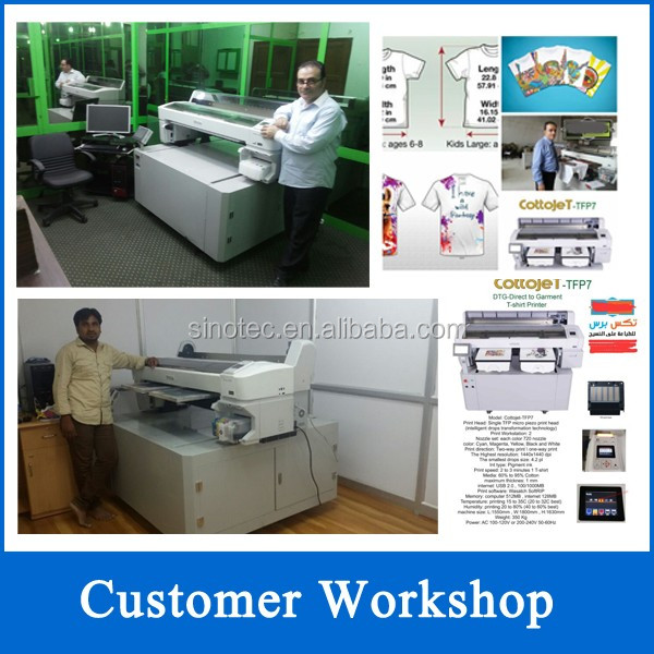 3d T-shirt Printing Machine