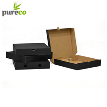Prezzo economico eco-friendly materiale riciclato E flauto pizza slice box