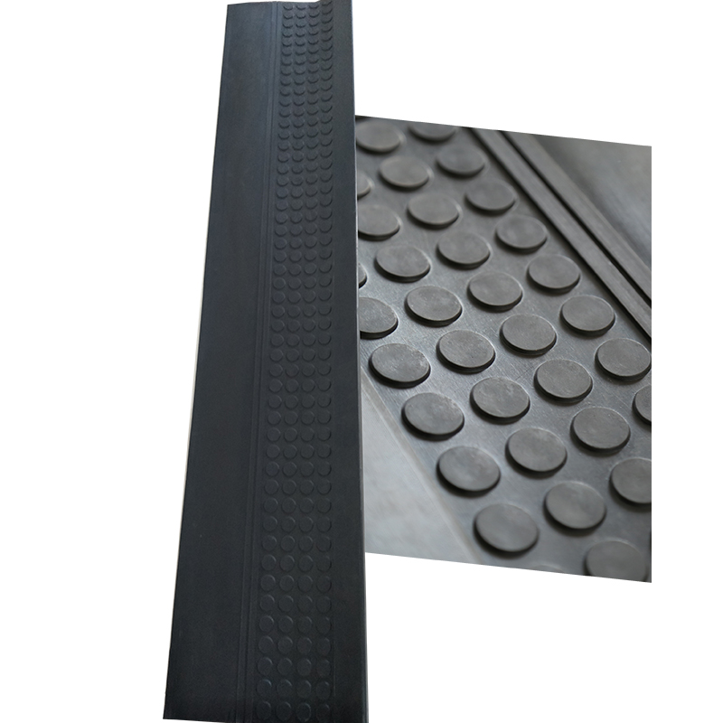 Rubber Stair Tread Covers Sheet For Outdoor Indoor Stairs,Age Resistant Stairs Anti Slip Mats