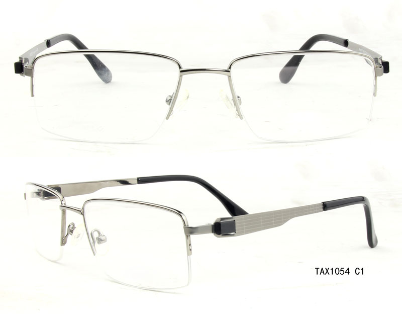 New model stylish titanium frames for men glasses