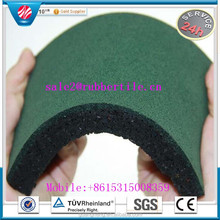 Fitness Equipment Pad, Gym Sports Rubber Floor Cushion