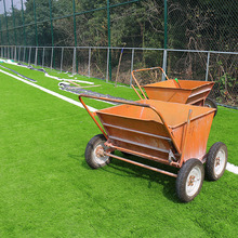 Artificial Football/ Soccer Grass Sand Infill Machine