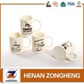 Hot selling ceramic decal printed mug customized
