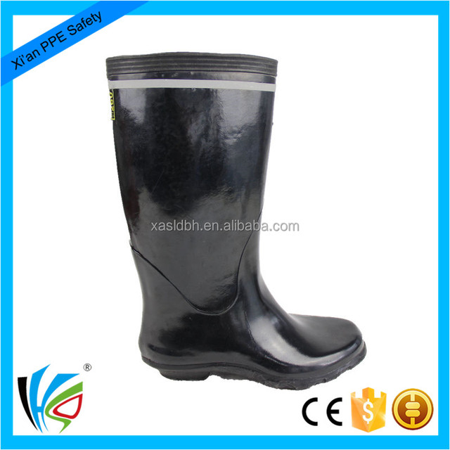 6KV Mining Boots Safety Insulated Rubber Boots