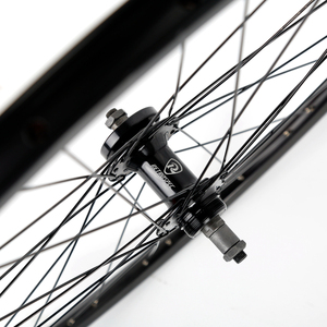 Bicycle Parts Supplier Wholesale Aluminum 32-Hole Hub Bicycle Alloy Wheel Rims 20'' inch
