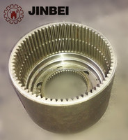 Wheel Excavator Gear Part/Gear Ring 4472 319 218/4472319218