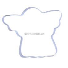 Item A1-176 Resuable Stainless Steel Cookie Cutter