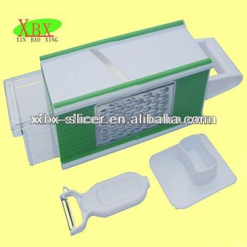 XBX210 5 IN 1 boxed grate