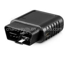 OBD GPS tracker CW-601G, telematics solution for fleet management and insurance companies