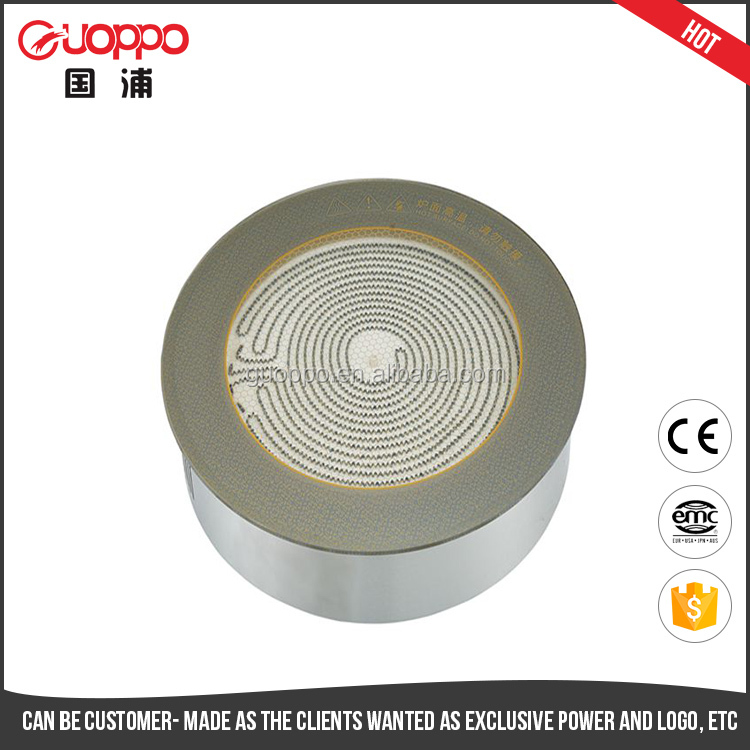 Alibaba supplier portable outdoor solid element cooktop electric ceramic cooktops