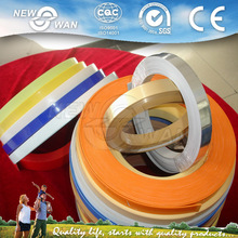 3mm Plastic trim/PVC edge banding tape