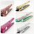 Wholesale Custom LOGO ionic diamond ceramic steam hair straightener rhinestone professional crystal hair flat iron with bling