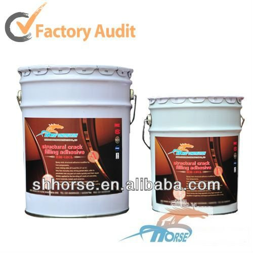 HM-120L Anti Aging Concrete Crack Repair Pouring Adhesie