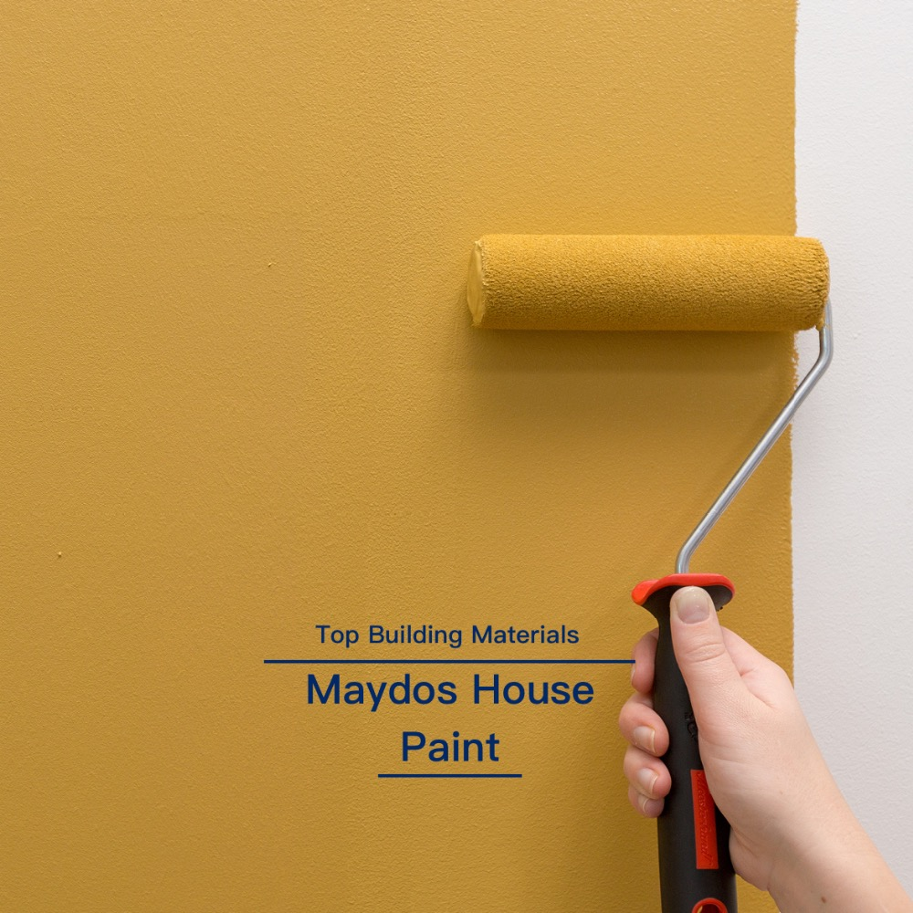 Maydos brand Water based living room wall house paint colors