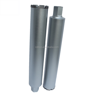 Different type Diamond Core Drill Bits for drilling different material concrete granite marble tile
