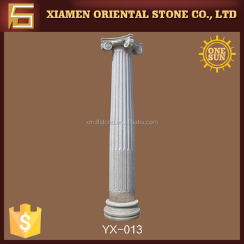 2016 Hot Decorative Columns Exterior With High Quality