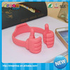 New Desktop Creative Stand Mount Thumb Hand Holder For Cell Phone Tablet