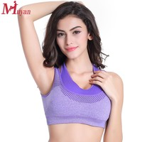 quarter zipper reflective custom fitness wear girls hot sexy sports bra with rose red color fitness wear