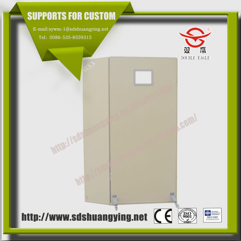 High quality radiation protective x-ray lead shielding screen for CT MRI
