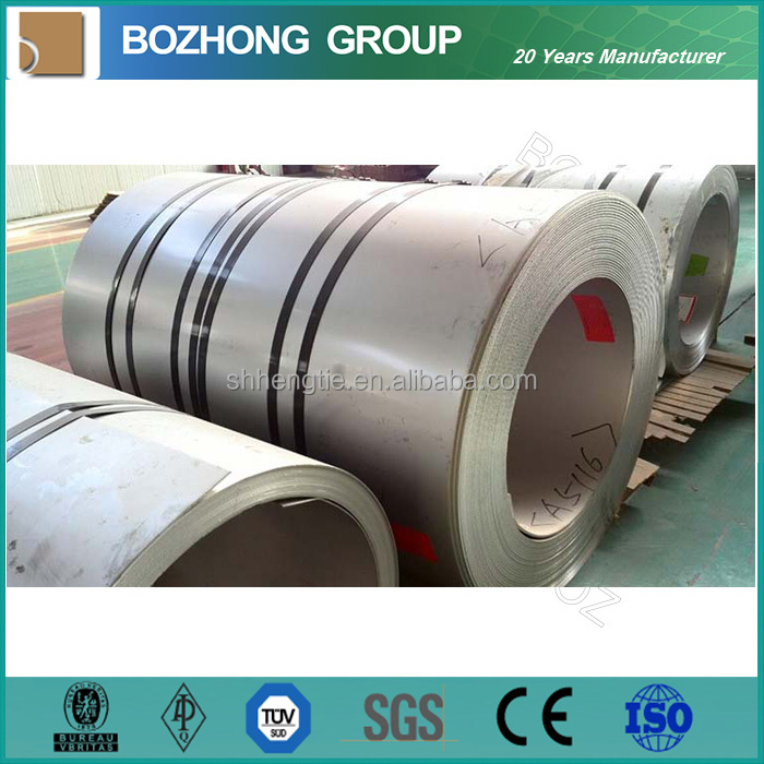 Cold Rolled 201 Stainless Steel Coil Prices