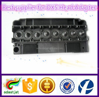 Best quality!Water Based Print Head Adapter For Epson 7800 DX5 Printhead