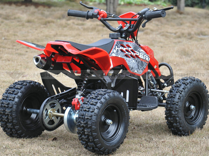 High Quality Four Wheelers Gas Powered 50cc Atv For Kids ...